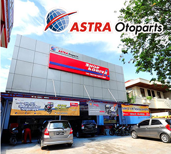GS Astra Delivery Shop n Drive