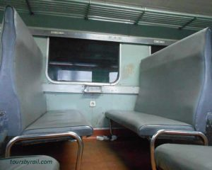 Tempat Duduk Kereta Ekonomi